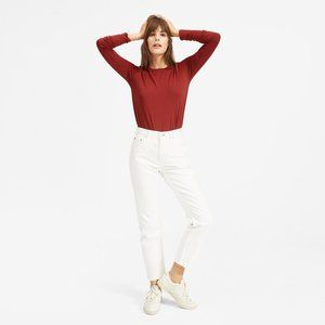 Everlane 90s Cheeky Ankle Jean